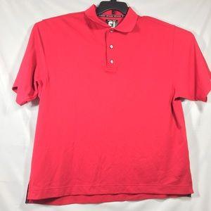 FootJoy FJ Golf Polo Shirt Men's Size XL